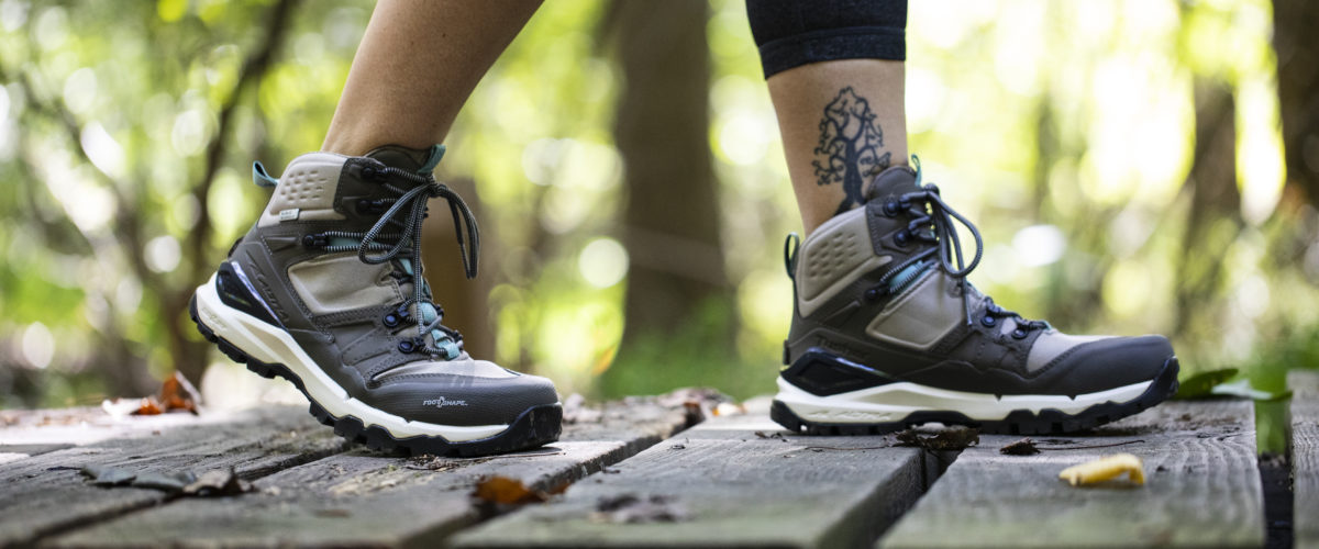 Fit a Hiking Boot