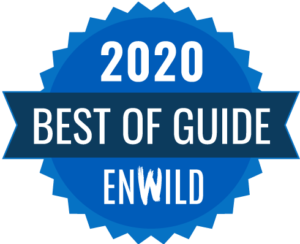 2020 Best of Guide icon – Enwild
