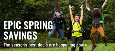 Epic Spring Savings