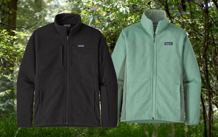 Patagonia Lightweight Better Sweater Jacket