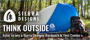Sierra Designs Flex Capacitor & Meteor Lite 2