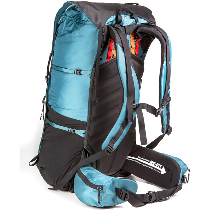 Women's Pack Side View