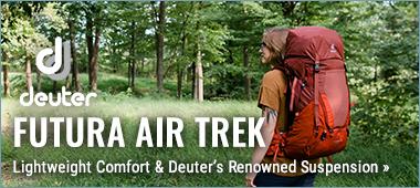 Deuter Fututra Air Trek Bacpacks