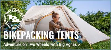 Big Agnes Bikepacking Tents